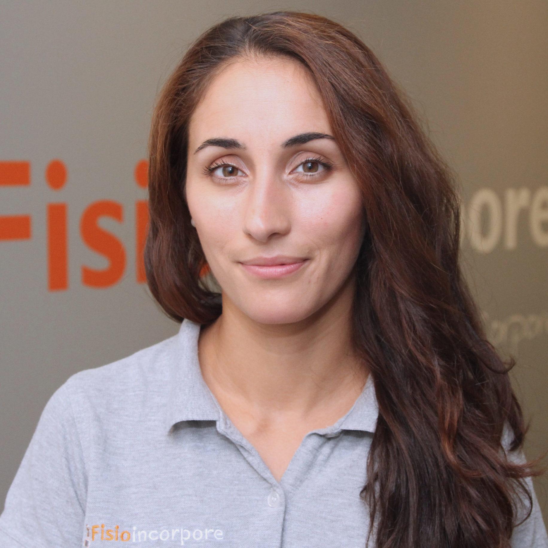 Carmen Possé, monitora de Pilates en Fisioincorpore